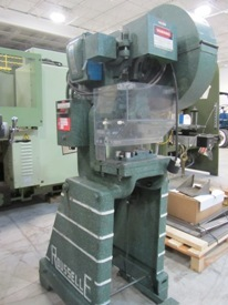 Rousselle 1A OBI Punch Press 10 Tons Nice!